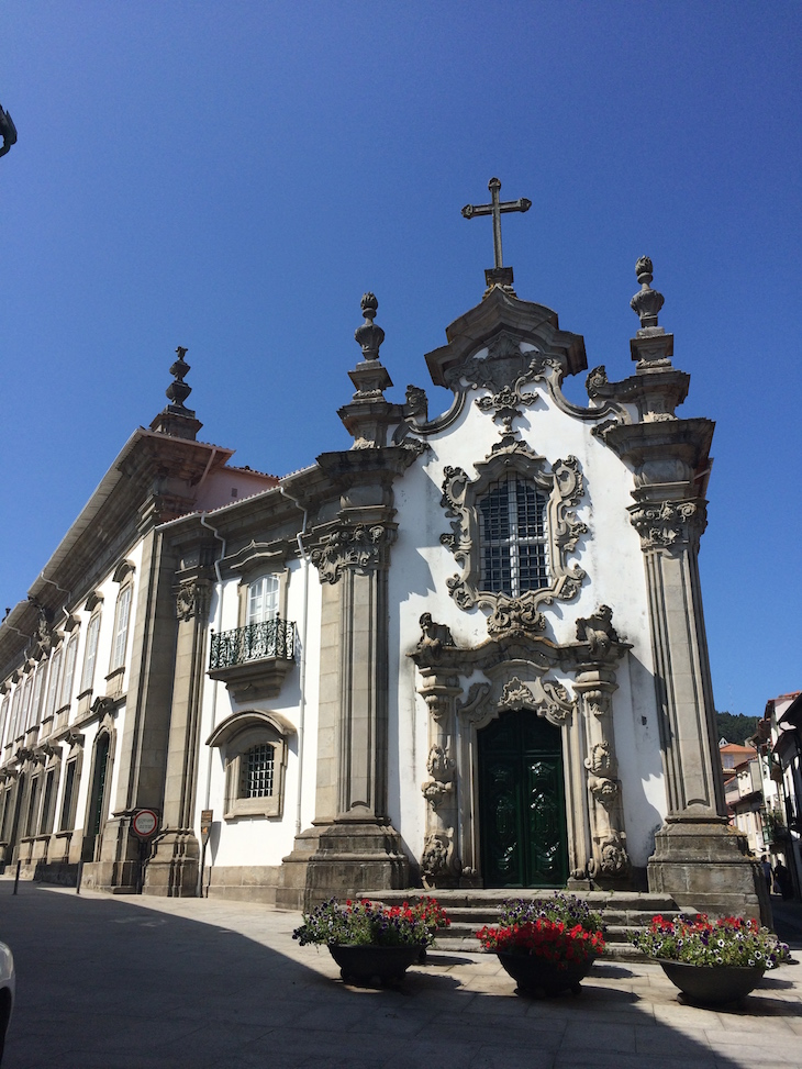 Capela do Palácio dos Malheiros Reimões, Viana do Castelo © Viaje Comigo