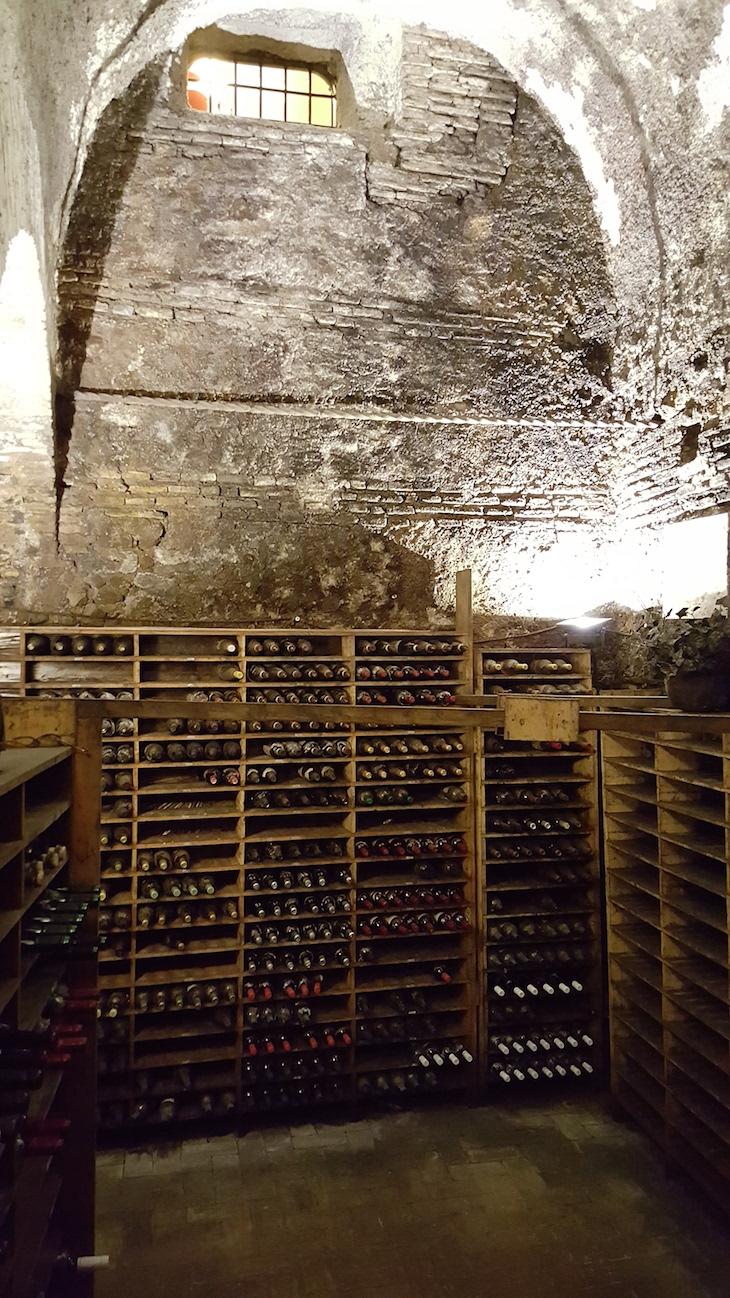 Cave do Spirito di Vino, Trastevere Food Tour,Roma © Viaje Comigo