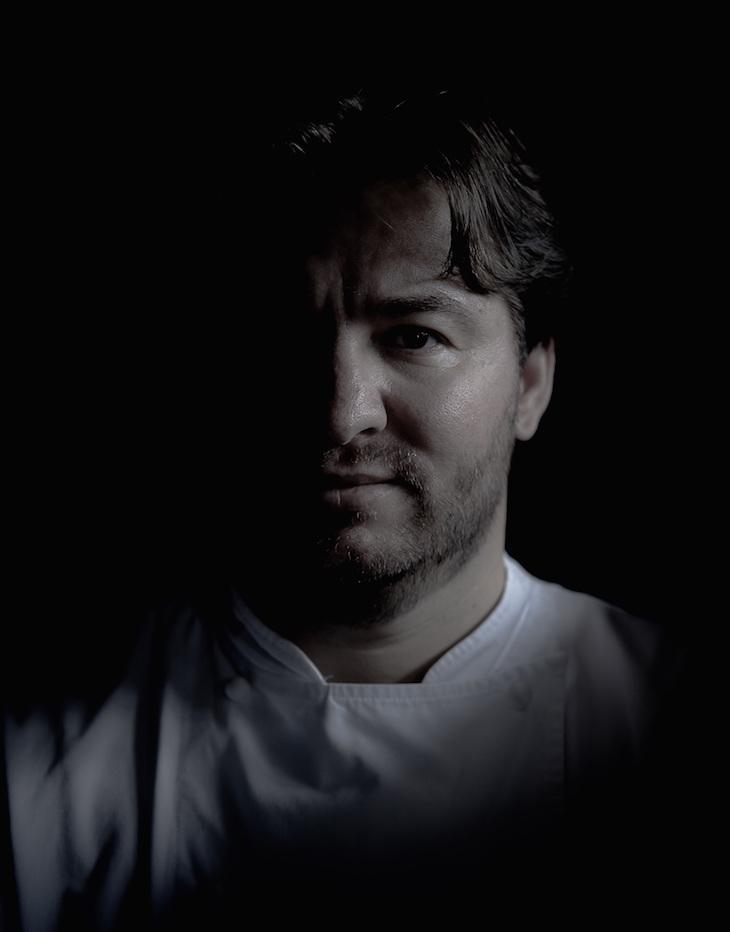 Chef Vitor Matos - Restaurante Antiqvvm © DR