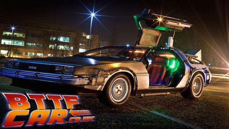 DeLorean DR