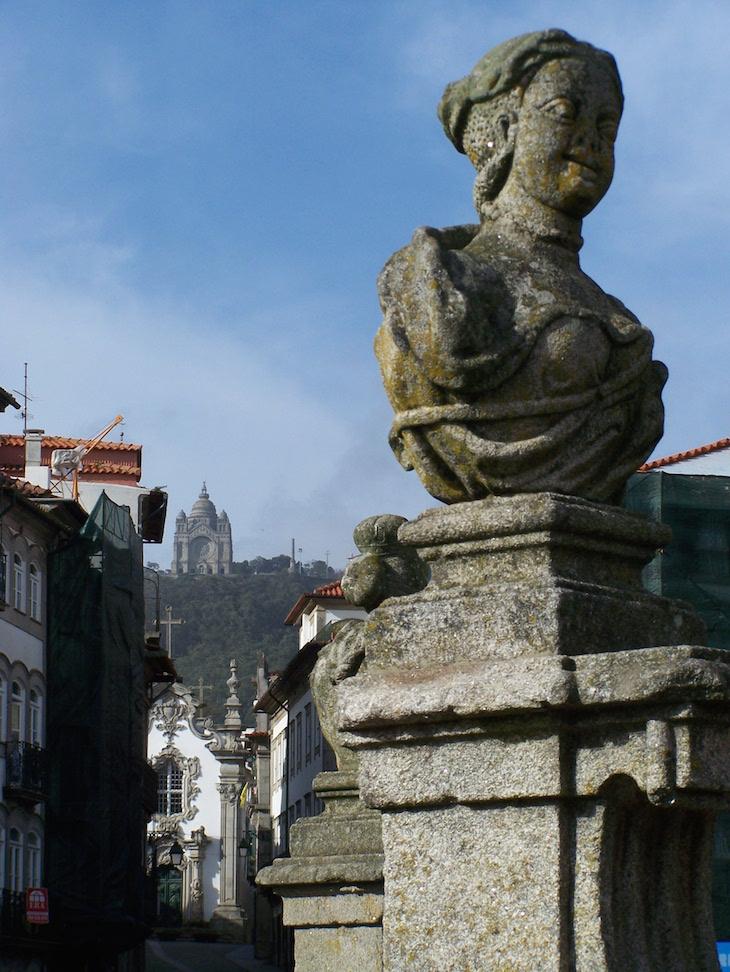 Estátua e Santuário de Viana do Castelo © Viaje Comigo
