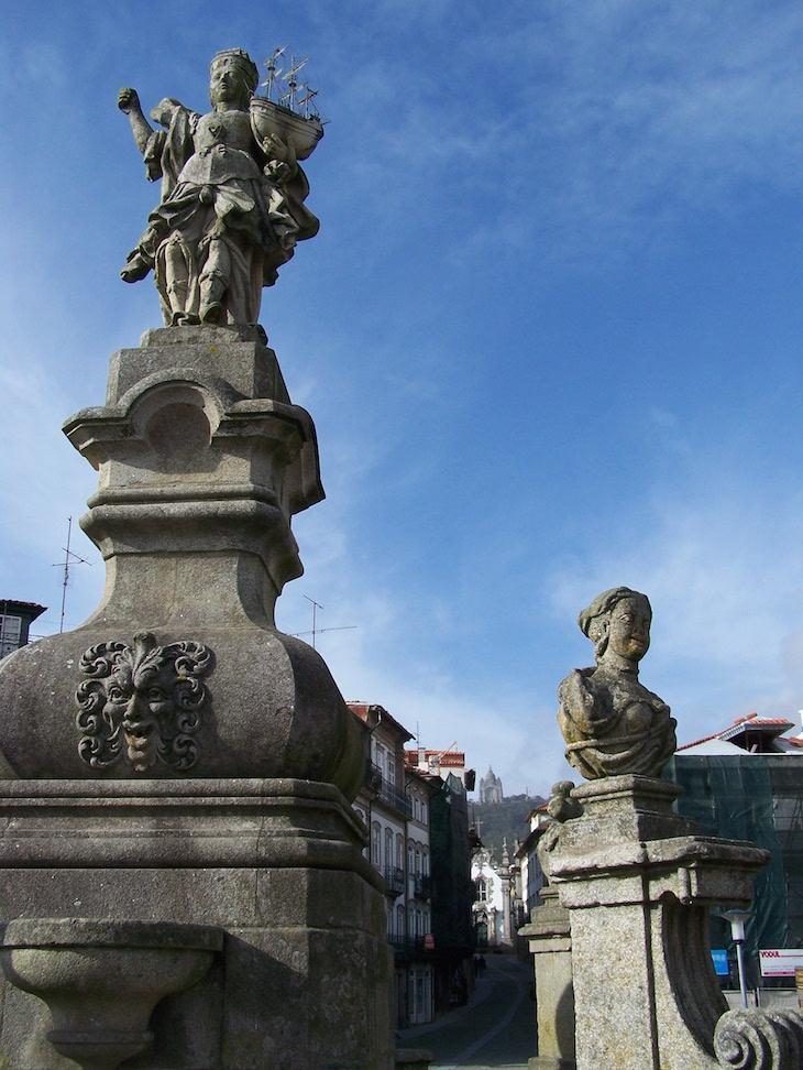 Estátuas de Viana do Castelo © Viaje Comigo
