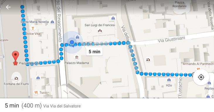 Google Maps © Viaje Comigo