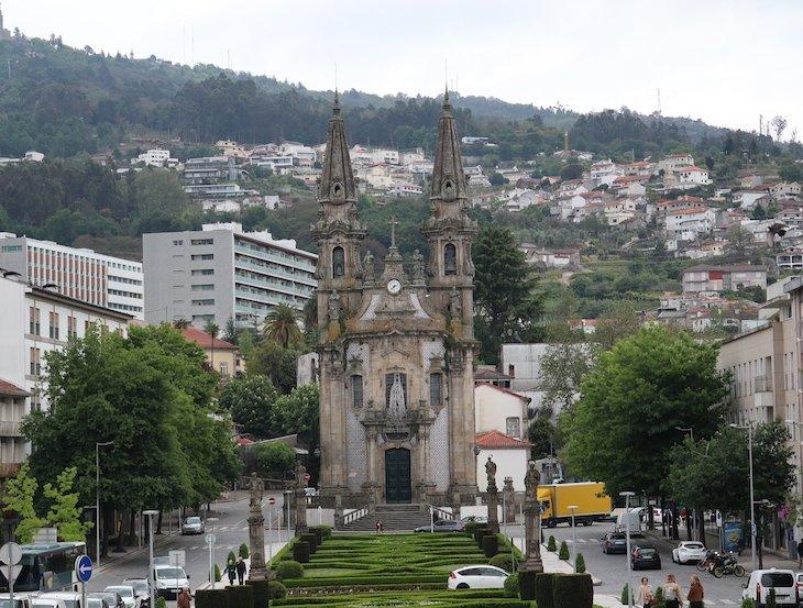 Igreja de Nossa Senhora da Consolação e Santos Passos - Guimarães - Portugal© Viaje Comigo