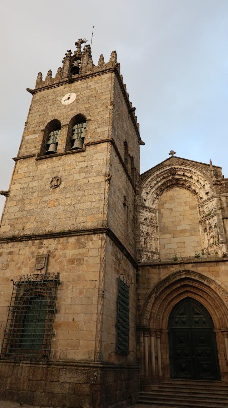 Igreja de Nossa Senhora da Oliveira - Guimaraes - Portugal © Viaje Comigo