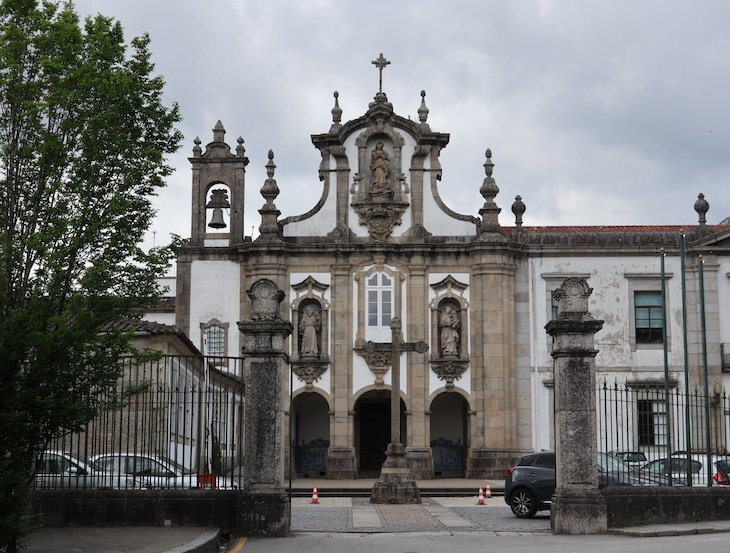 Convento de Santo António dos Capuchos, Guimarães - Portugal© Viaje Comigo