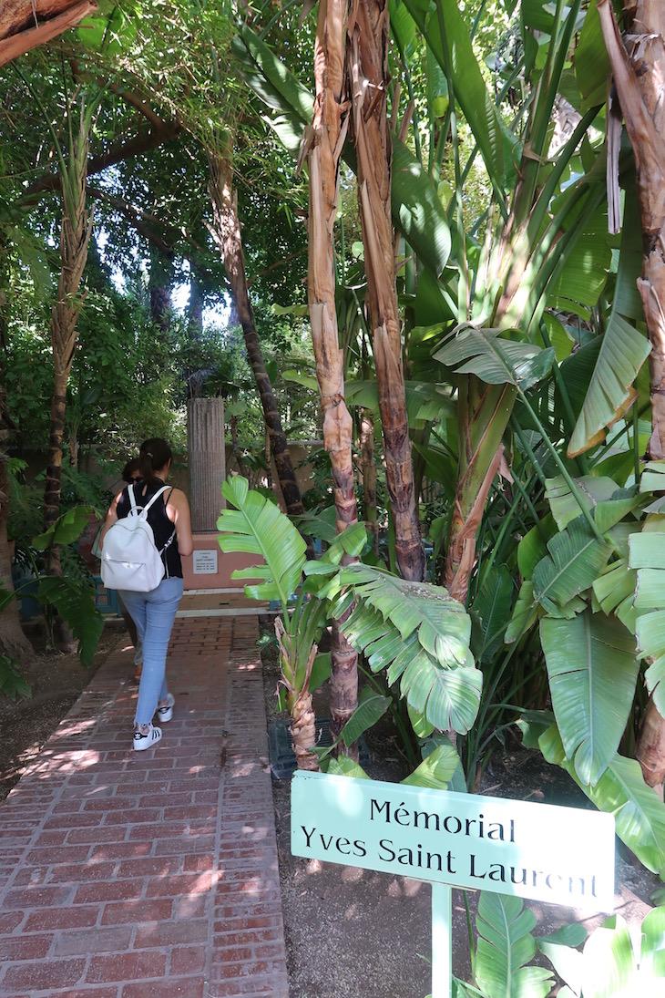 Jardim Majorelle - Marraquexe - Marrocos © Viaje Comigo