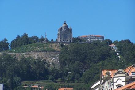 Monte e Santuário de Santa Luzia Viana do Castelo © Viaje Comigo