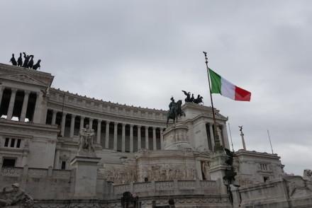 Monumento a Vítor Emanuel II da Itália Roma © Viaje Comigo