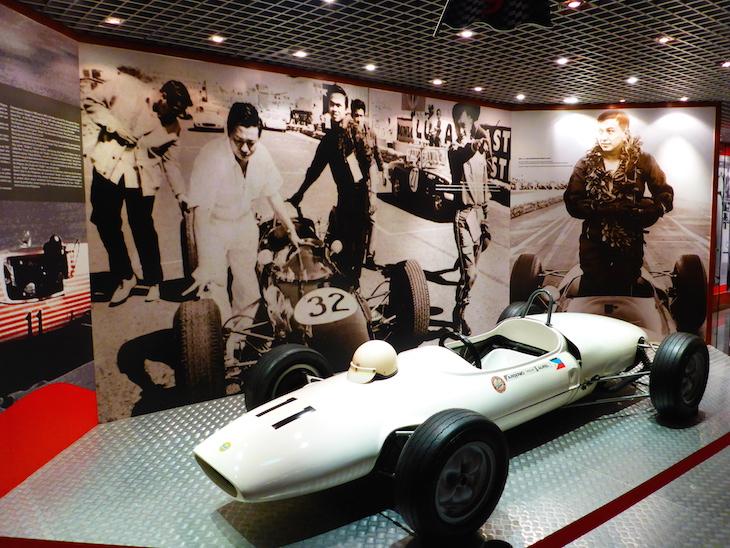 Museu do Grande Prémio de Macau © Viaje Comigo