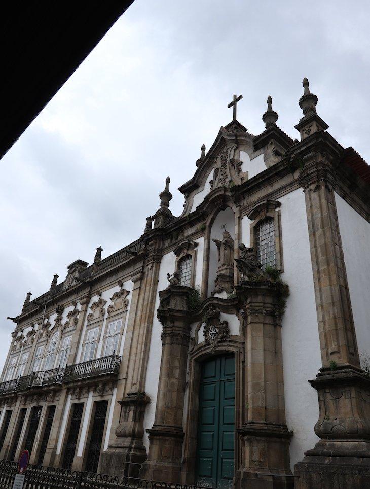 Ordem Terceira de São Domingos - Guimarães - Portugal © Viaje Comigo.