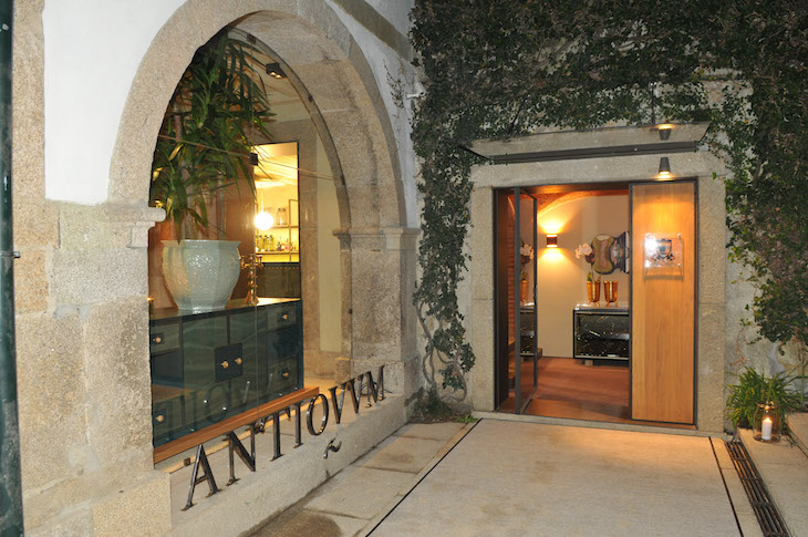 Restaurante Antiqvvm © DR