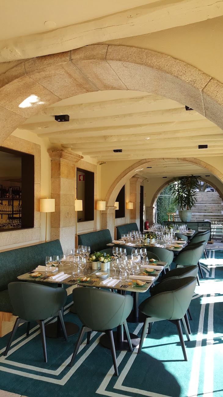 Restaurante Antiqvvm, Porto © Viaje Comigo
