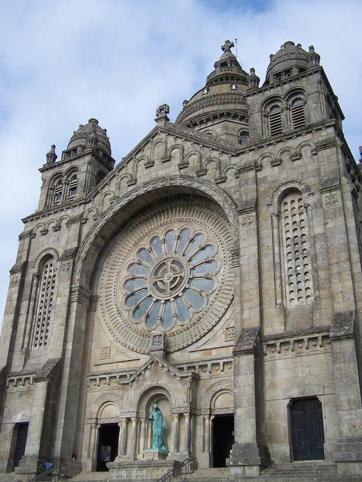 Santuário de Santa Luzia, Viana do Castelo © Viaje Comigo