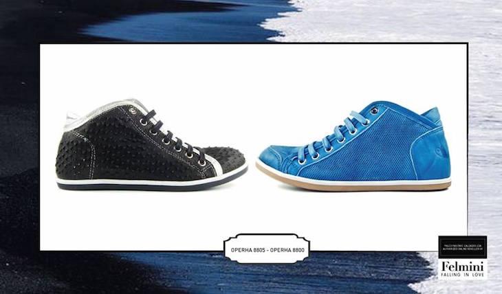 Sapatilhas Felmini (só calçado para mulher)