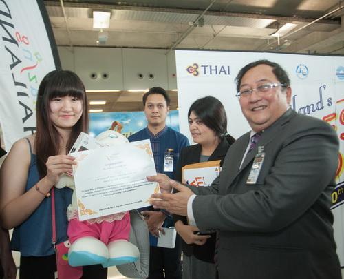 Turismo da Tailândia oferece viagem gratuita a cada milhão de visitantes