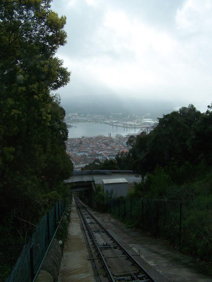 Vista do Elevador de Santa Luzia, Viana do Castelo © Viaje Comigo