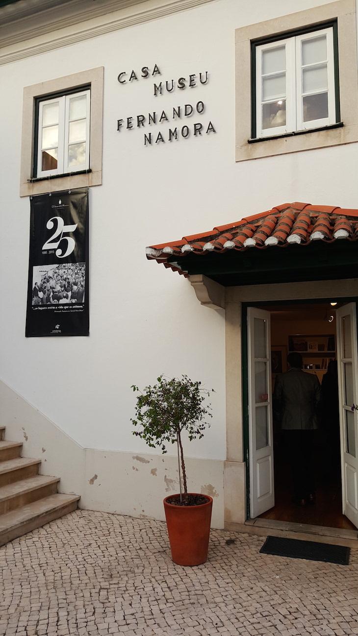 Casa Museu Fernando Namora, Condeixa-a-Nova © Viaje Comigo