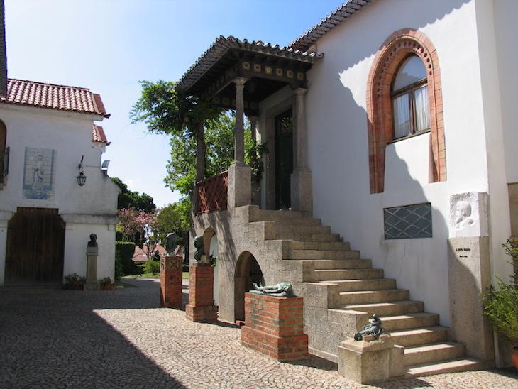 Casa Museu Teixeira Lopes - Vila Nova de Gaia DR