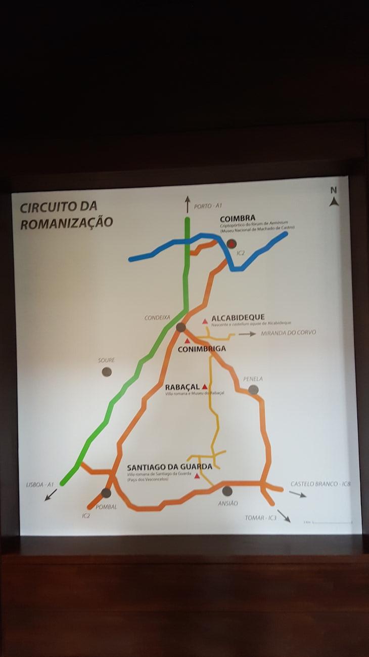 Circuito da Romanização Conímbriga © Viaje Comigo
