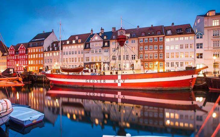 Dinamarca - Direitos Reservados Visit Denmark (foto de Andrew Tallon)
