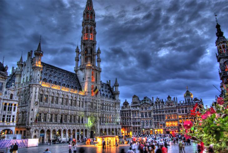 Tourisme Monuments et Sites Grand-Place Grote Markt © VisitBrussels