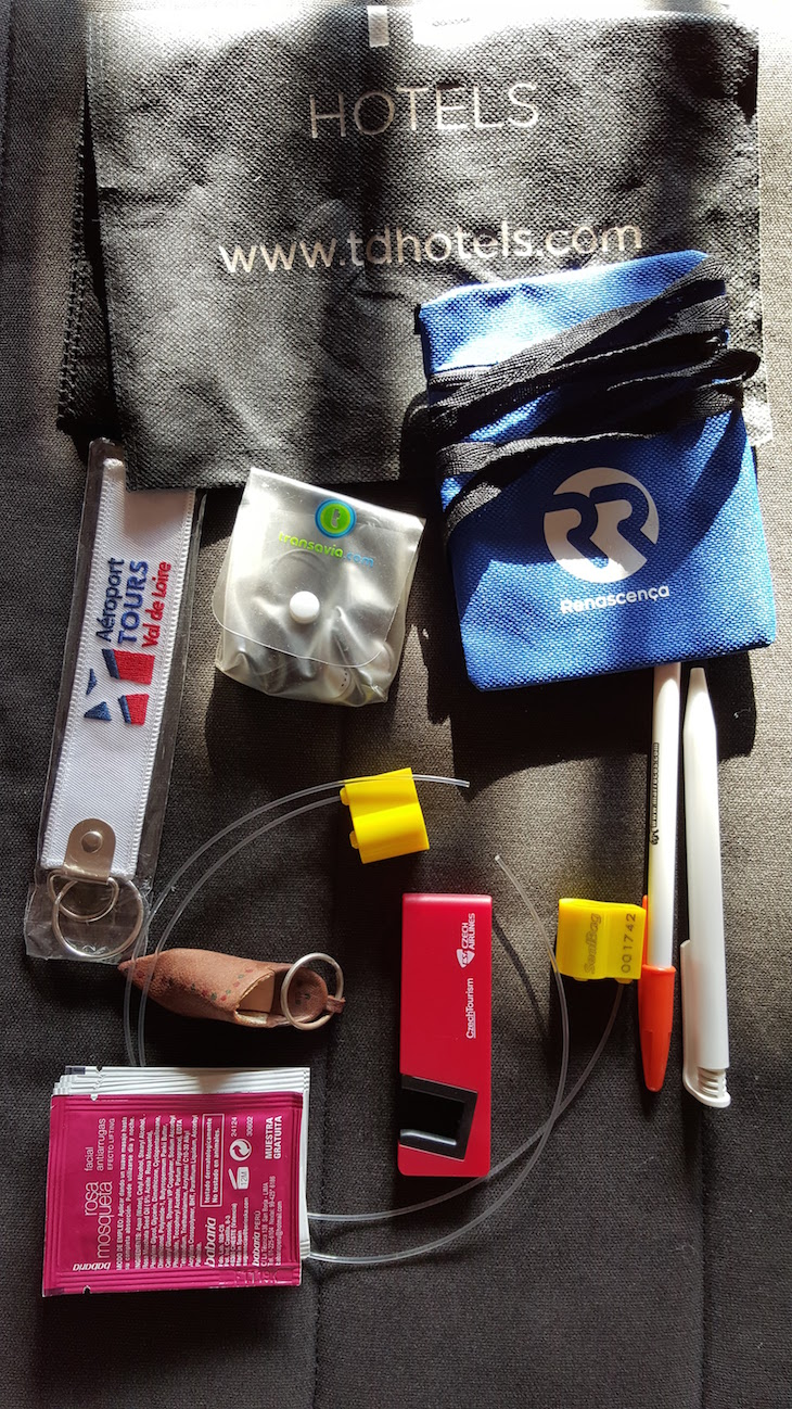 Kit 2 - Giveaway do Viaje Comigo