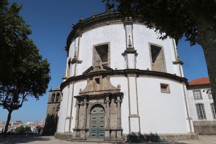 Mosteiro da Serra do Pilar, Vila Nova de Gaia © Viaje Comigo