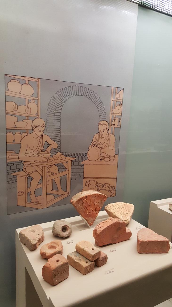 Museu Monográfico, Conímbriga © Viaje Comigo