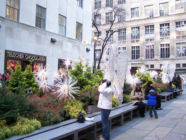 Natal em Nova Iorque © Viaje Comigo