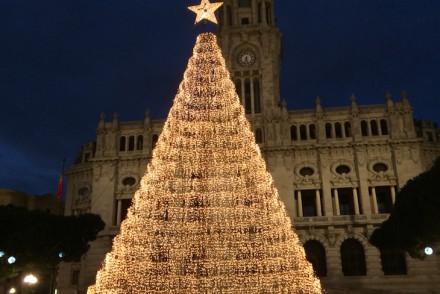 Natal no Porto © Viaje Comigo