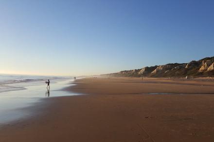 Playa del Parador Huelva © Viaje Comigo