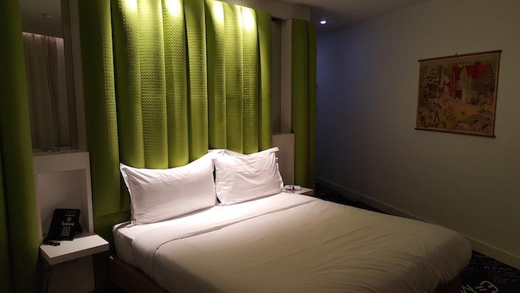 Quarto do Hotel da Estrela © Viaje Comigo