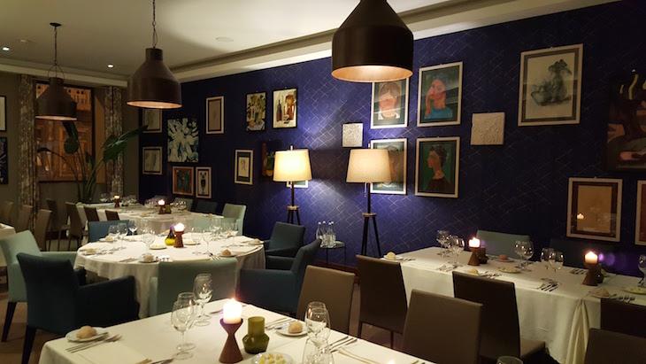 Restaurante The Artist Bistrô © Viaje Comigo