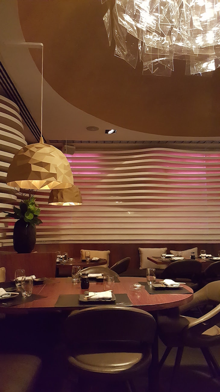 Sushi Café Avenida © Viaje Comigo