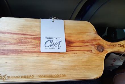 Tabuada do Chef © Viaje Comigo