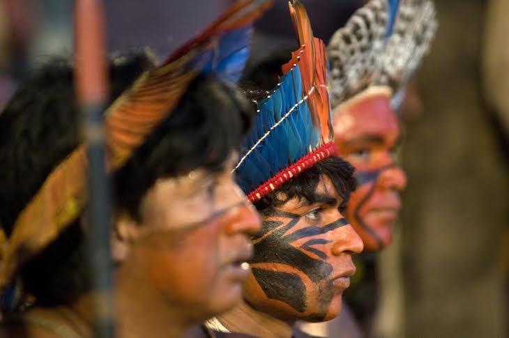 Turismo Rural - Indígena. Crédito para Leopoldo Silva-MTur (2)