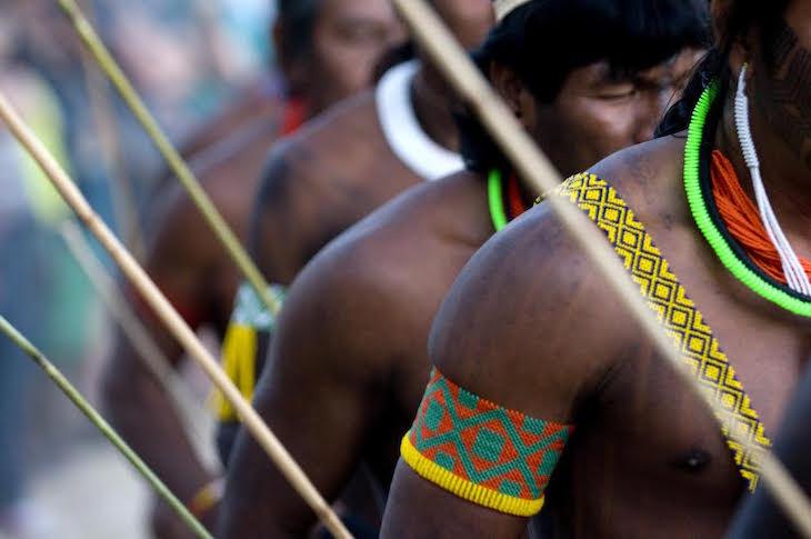 Turismo Rural - Indígena. Crédito para Leopoldo Silva-MTur