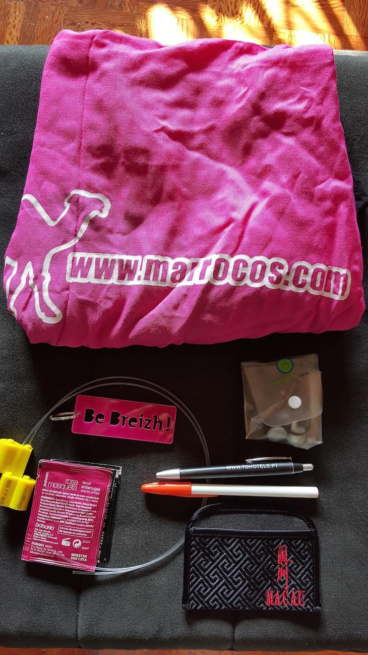 Kit 3 - Giveaway do Viaje Comigo