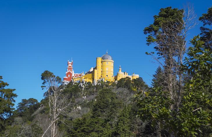 Palácio Nacional da Pena - Créditos PSML Wilson Pereira
