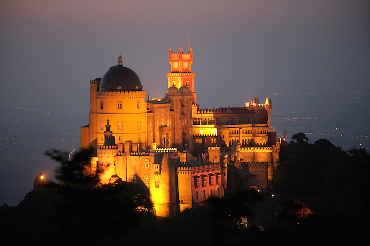 Palácio Nacional da Pena - Créditos PSML Nuno Cardal