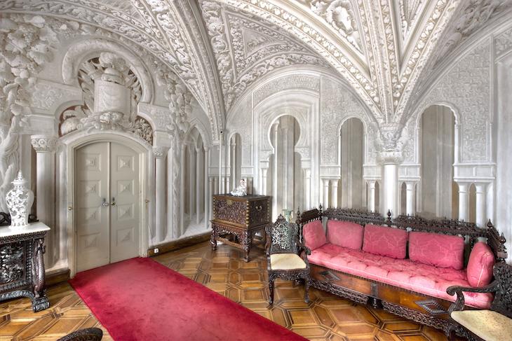 Palácio Nacional da Pena - Créditos PSML Emigus