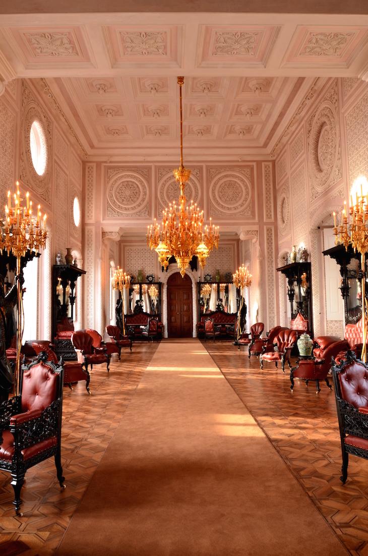Palácio Nacional da Pena Salão Nobre- Créditos PSML MJS