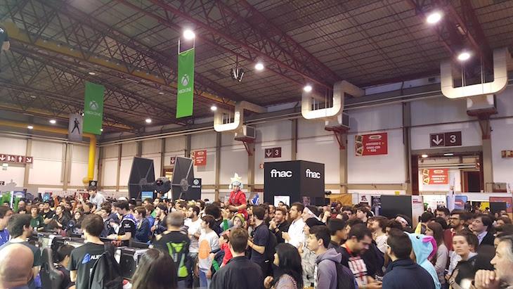 Ambiente na Comic Con Portugal © Viaje Comigo