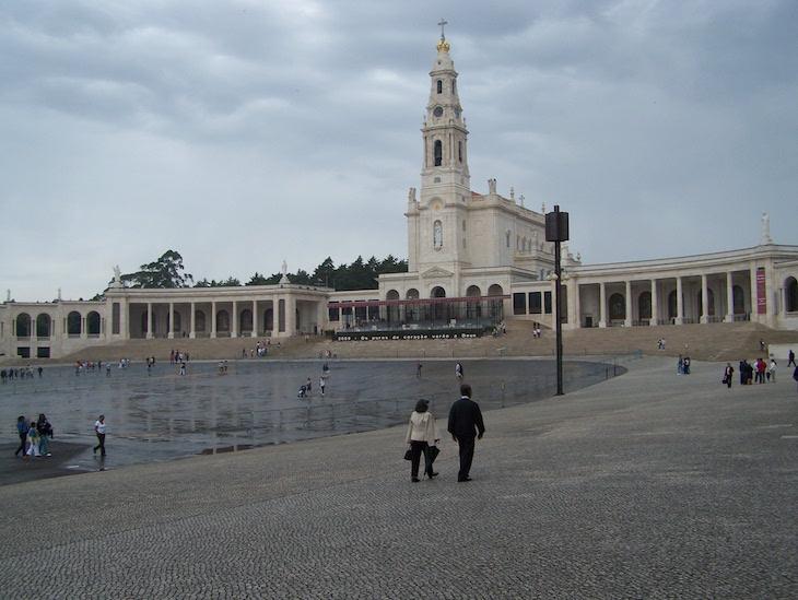 Basílica de Nossa Senhora do Rosário de Fátima © Viaje Comigo