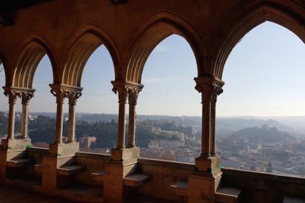 Castelo de Leiria © Viaje Comigo