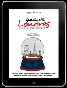 Guia Londres - Ebook