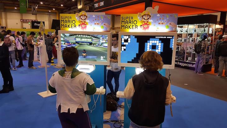 Vários Jogos e Super Mario © Viaje Comigo
