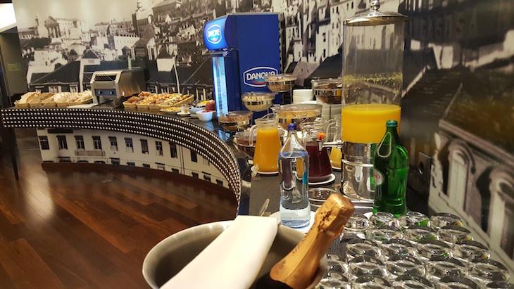 Pequeno-almoço do Hotel The Vintage House - Lisboa © Viaje Comigo