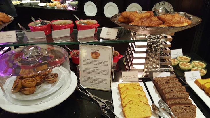 Pequeno-almoço do Hotel Sofitel Lisbon Liberdade © Viaje Comigo